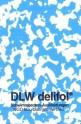 DLW fólie modrý mramor 25 x 1,65 m