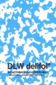 DLW fólie modrý mramor 25 x 2 m