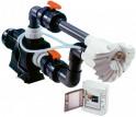 Protiproud K-JET Sena -- 70 m3/h, 400 V, 4,1 kW, pro fólii a předvyrobené baz.