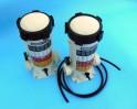 Poloautomatický dávkovač - do potrubí
