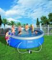 Bestway 57008 Samostavěcí bazén 244x66cm