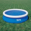 Solární plachta na bazén 305 cm