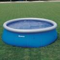 Solární plachta na bazén 549 cm