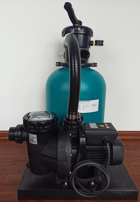 Písková filtrace Aqua Nox 350/33 8M