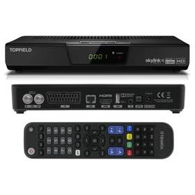 TF S3000RHD IRDETO USB PVR TOPFIELD