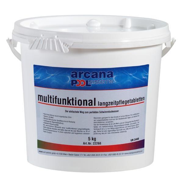 Arcana Multifunkční tablety 5 kg - 5v1