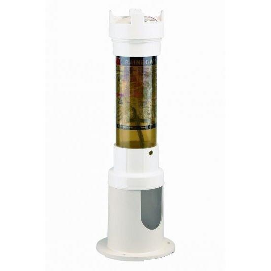 Poloautomatický dávkovač - hadičkový průhledný
