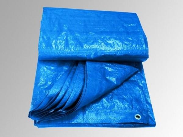 Krycí plachta modrá kruh 5,2m